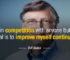 Bill Gates Quotes, I am not in competition 7